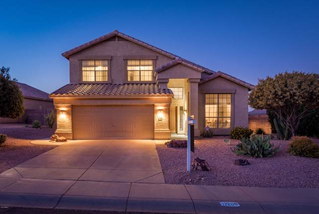 17206 E Hillcrest Drive, Fountain Hills, AZ 85268 (MLS #6028134) :: Yost Realty Group at RE/MAX Casa Grande