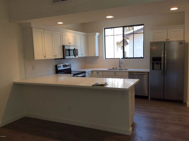 2315 N 52nd Street N #142, Phoenix, AZ 85008 (MLS #6028166) :: Cindy & Co at My Home Group