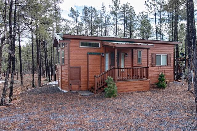 4520 S Elk Trot Loop, Show Low, AZ 85901 (MLS #6028169) :: The Bill and Cindy Flowers Team