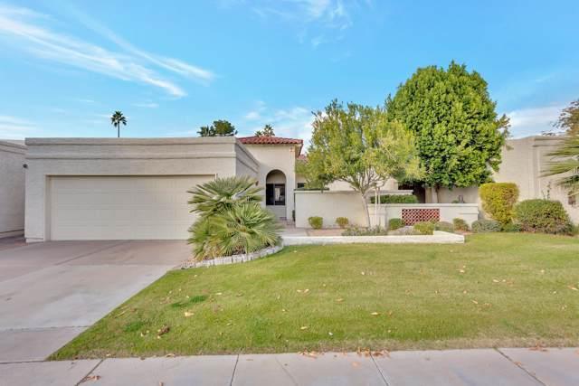 8482 E San Bernardo Drive, Scottsdale, AZ 85258 (MLS #6028174) :: The Mahoney Group