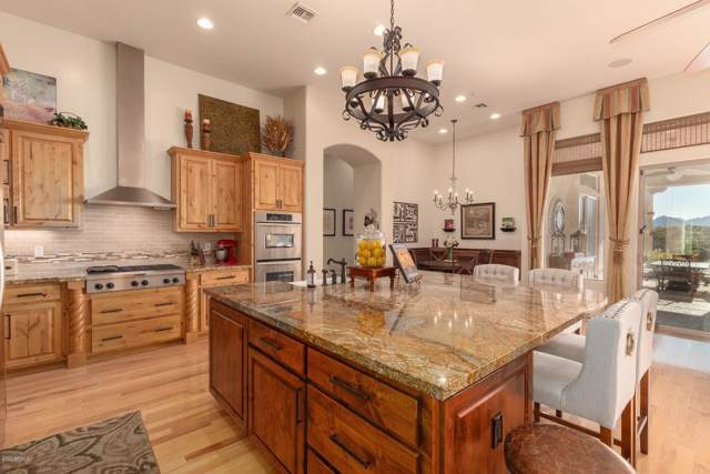 7387 E Baker Drive, Scottsdale, AZ 85266 (MLS #6028181) :: The Bill and Cindy Flowers Team
