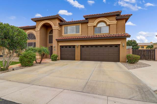 1633 E Crescent Way, Chandler, AZ 85249 (MLS #6028184) :: The Daniel Montez Real Estate Group