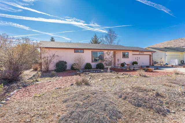 6243 E Tournament Trail, Prescott Valley, AZ 86314 (MLS #6028189) :: The Bill and Cindy Flowers Team