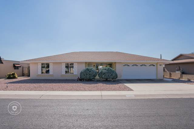10437 W Brookside Drive, Sun City, AZ 85351 (MLS #6028220) :: The Bill and Cindy Flowers Team
