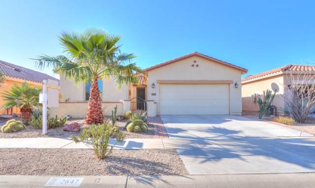 2647 E Golden Trail, Casa Grande, AZ 85194 (MLS #6028230) :: The Kenny Klaus Team