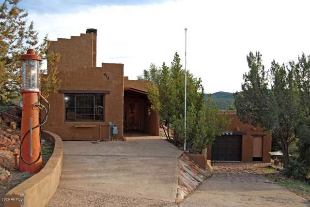 915 W Rim View Road, Payson, AZ 85541 (MLS #6028233) :: The Bill and Cindy Flowers Team