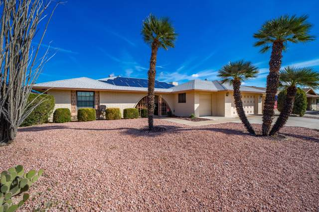 12610 W Gable Hill Drive, Sun City West, AZ 85375 (MLS #6028234) :: The Bill and Cindy Flowers Team