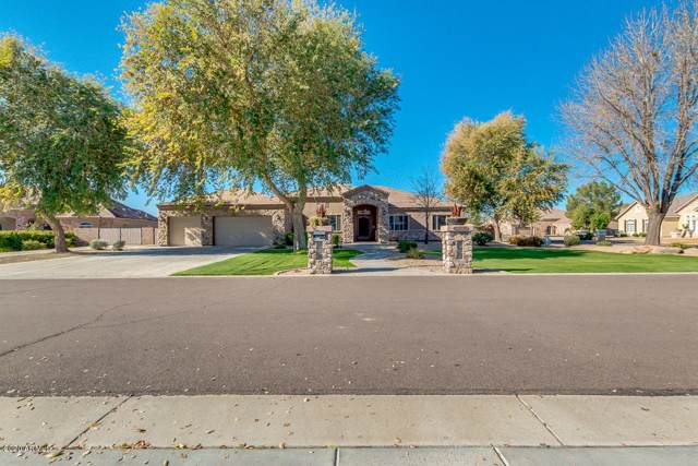 22828 S 195TH Place, Queen Creek, AZ 85142 (MLS #6028242) :: The Bill and Cindy Flowers Team