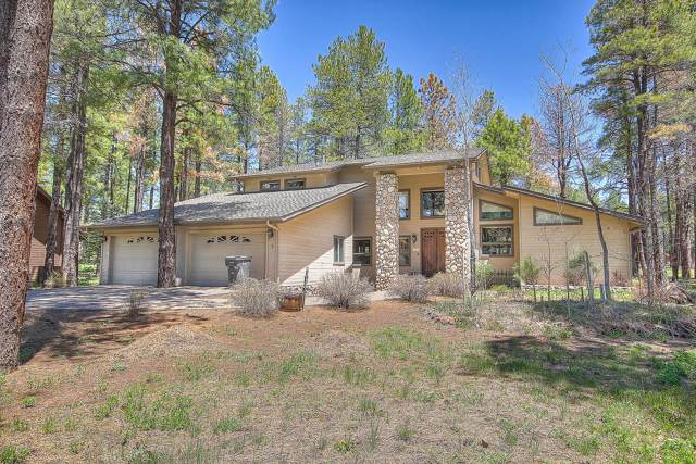6309 Griffiths Spring, Flagstaff, AZ 86005 (MLS #6028256) :: Riddle Realty Group - Keller Williams Arizona Realty