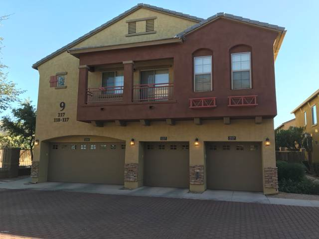 17150 N 23rd Street #217, Phoenix, AZ 85022 (MLS #6028288) :: The Kenny Klaus Team