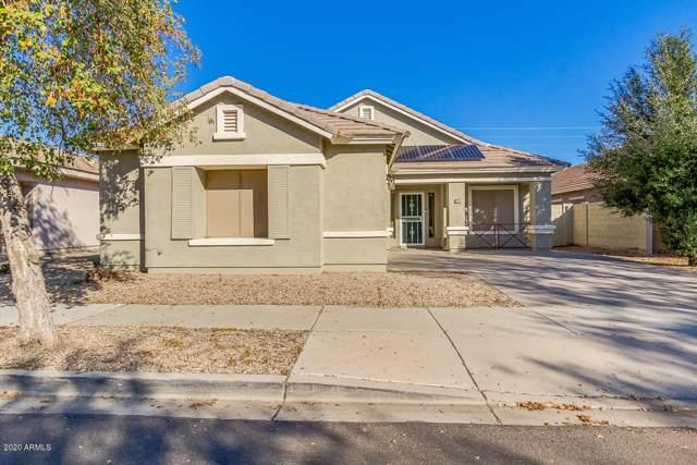 17452 W Navajo Street, Goodyear, AZ 85338 (MLS #6028289) :: Devor Real Estate Associates