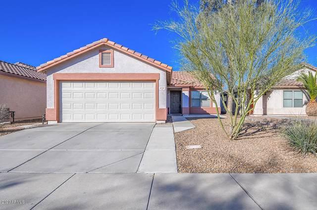 676 W Jardin Drive, Casa Grande, AZ 85122 (MLS #6028311) :: The Kenny Klaus Team