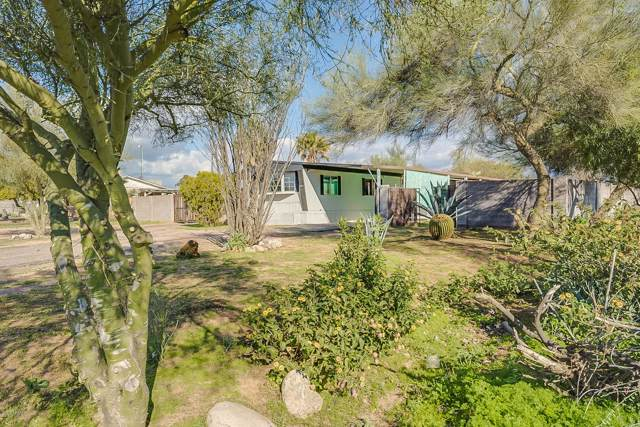677 N Valley Drive, Apache Junction, AZ 85120 (MLS #6028328) :: Riddle Realty Group - Keller Williams Arizona Realty