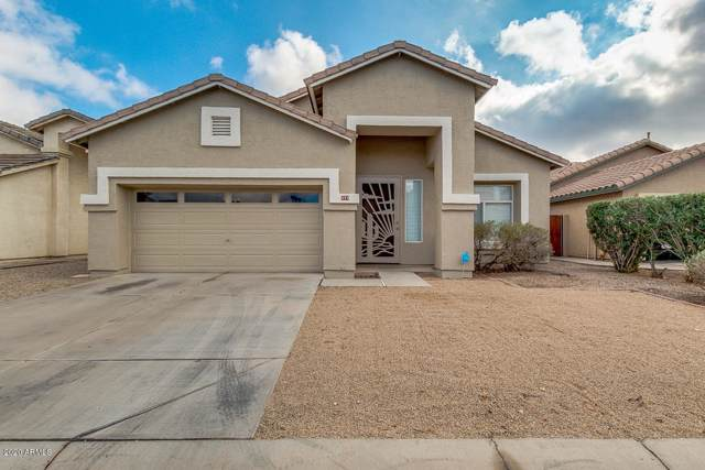 171 S Nebraska Street, Chandler, AZ 85225 (MLS #6028350) :: Keller Williams Realty Phoenix