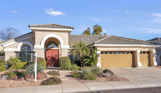 10413 N 55th Place, Paradise Valley, AZ 85253 (MLS #6028358) :: The Mahoney Group