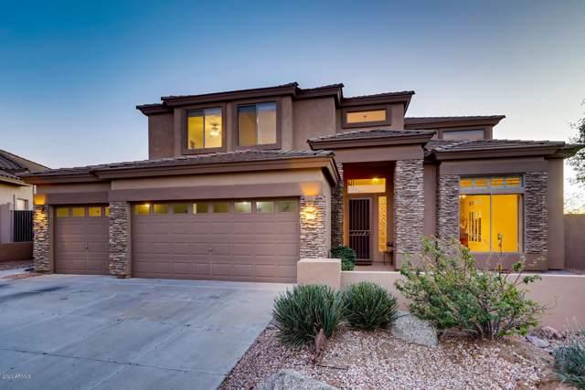 7957 E Sugarloaf Circle, Mesa, AZ 85207 (MLS #6028377) :: The Kenny Klaus Team
