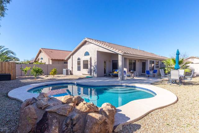 43767 W Carey Drive, Maricopa, AZ 85138 (MLS #6028384) :: Openshaw Real Estate Group in partnership with The Jesse Herfel Real Estate Group