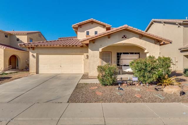 17914 N Carmen Avenue, Maricopa, AZ 85139 (MLS #6028386) :: Keller Williams Realty Phoenix