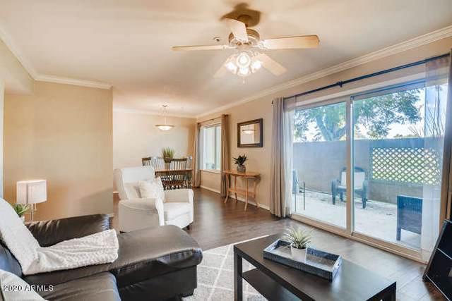 3600 N Hayden Road #2607, Scottsdale, AZ 85251 (MLS #6028396) :: Dave Fernandez Team | HomeSmart