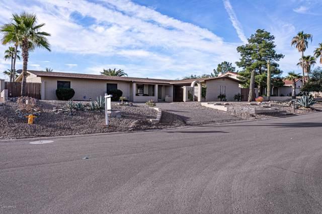 17431 E Caliente Drive, Fountain Hills, AZ 85268 (MLS #6028401) :: The Bill and Cindy Flowers Team