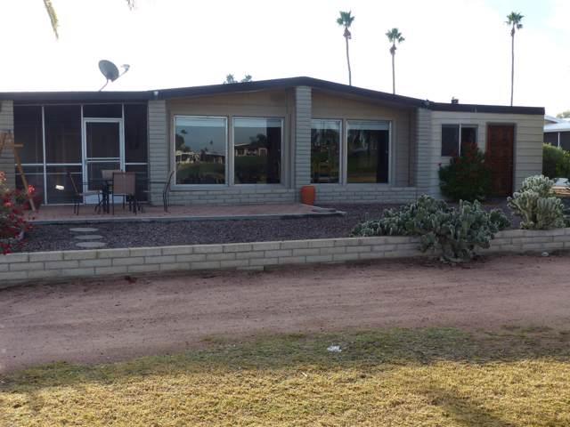 8998 E Sun Lakes Boulevard N, Sun Lakes, AZ 85248 (MLS #6028413) :: The Kenny Klaus Team