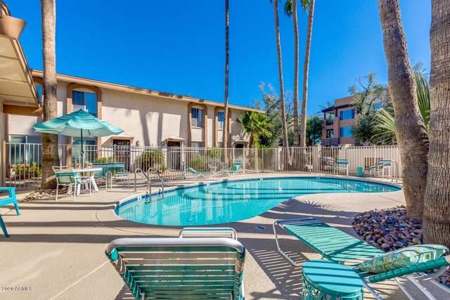 4848 N Woodmere Fairway #5, Scottsdale, AZ 85251 (MLS #6028417) :: The Mahoney Group
