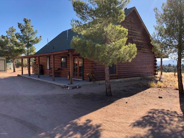 17808 E Golden Willow Place, Kingman, AZ 86401 (MLS #6028419) :: Openshaw Real Estate Group in partnership with The Jesse Herfel Real Estate Group