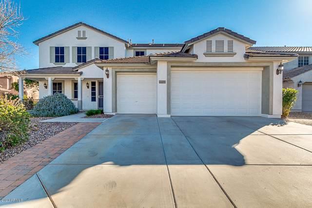3345 N Emerald Creek Drive, Florence, AZ 85132 (MLS #6028421) :: The Kenny Klaus Team