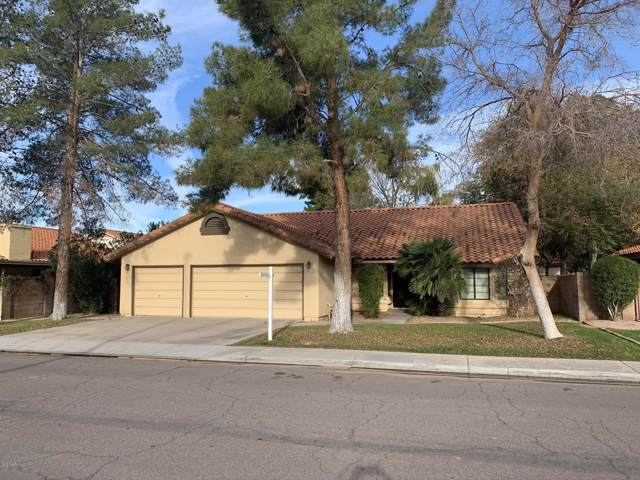 1318 E Clearwater Lane, Gilbert, AZ 85234 (MLS #6028438) :: The Property Partners at eXp Realty