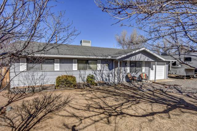 3502 Nicholet Trail, Prescott, AZ 86305 (MLS #6028482) :: Kortright Group - West USA Realty