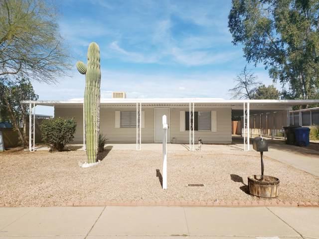 334 E Bates Street, Mesa, AZ 85201 (MLS #6028493) :: Brett Tanner Home Selling Team