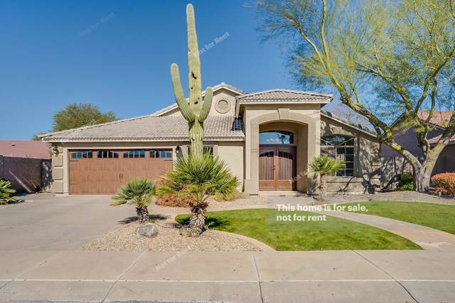 1900 E Smoke Tree Road, Gilbert, AZ 85296 (MLS #6028505) :: Yost Realty Group at RE/MAX Casa Grande