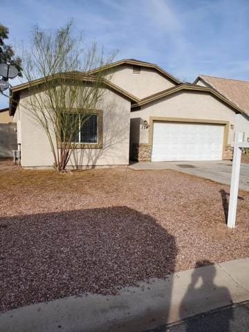 224 W Sundance Drive, Coolidge, AZ 85128 (MLS #6028520) :: Kortright Group - West USA Realty