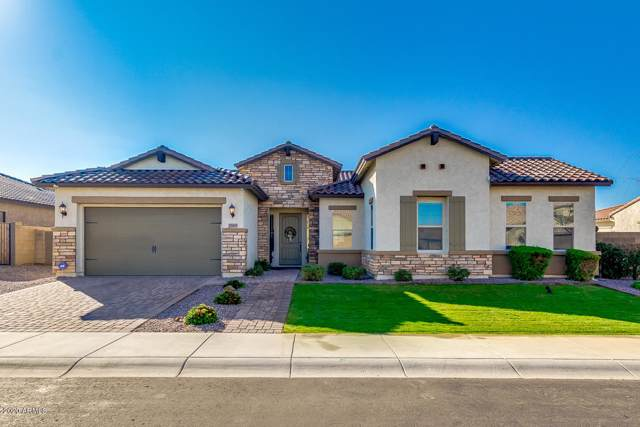 2865 E Bellflower Drive, Gilbert, AZ 85298 (MLS #6028522) :: The Property Partners at eXp Realty