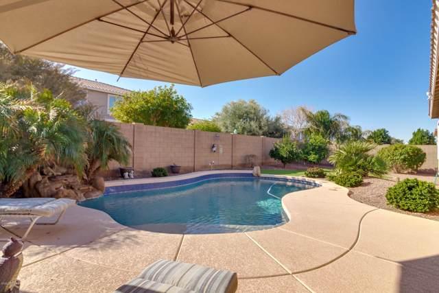 21037 E Via De Arboles, Queen Creek, AZ 85142 (MLS #6028533) :: Riddle Realty Group - Keller Williams Arizona Realty