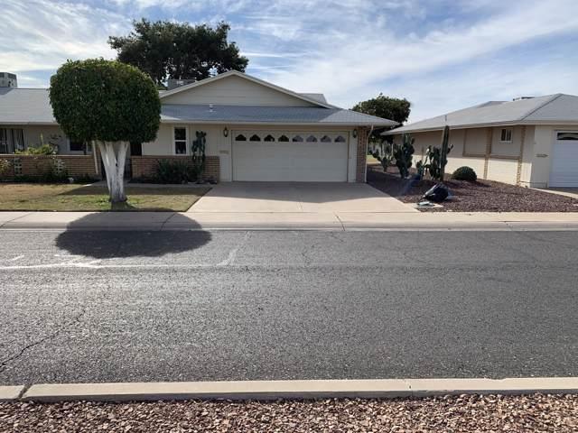 10831 W Peoria Avenue, Sun City, AZ 85351 (MLS #6028537) :: Devor Real Estate Associates