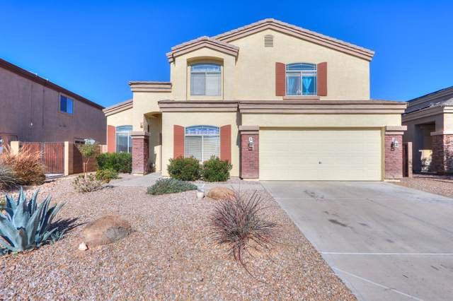 1244 W Castle Drive, Casa Grande, AZ 85122 (MLS #6028553) :: The Property Partners at eXp Realty