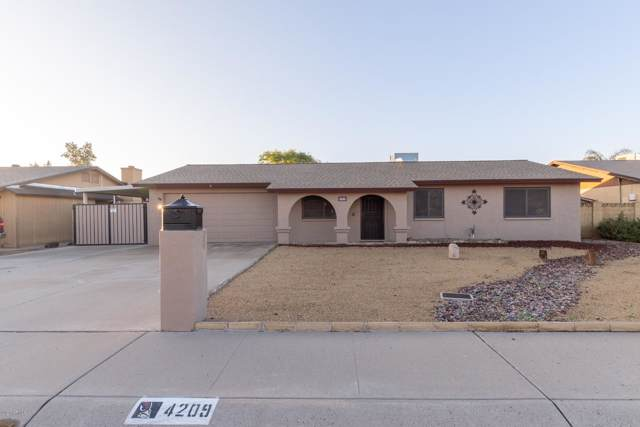 4209 W Lupine Avenue, Phoenix, AZ 85029 (MLS #6028557) :: The Helping Hands Team