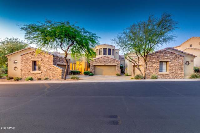 7445 E Eagle Crest Drive #1080, Mesa, AZ 85207 (MLS #6028571) :: The Kenny Klaus Team