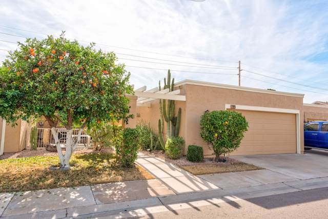 199 Leisure World, Mesa, AZ 85206 (MLS #6028583) :: Openshaw Real Estate Group in partnership with The Jesse Herfel Real Estate Group