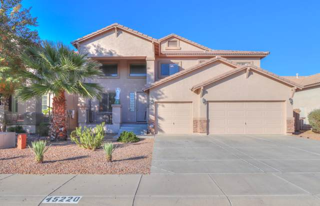 45220 W Norris Road, Maricopa, AZ 85139 (MLS #6028590) :: Selling AZ Homes Team