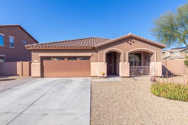 4240 N 150TH Avenue, Goodyear, AZ 85395 (MLS #6028607) :: Devor Real Estate Associates
