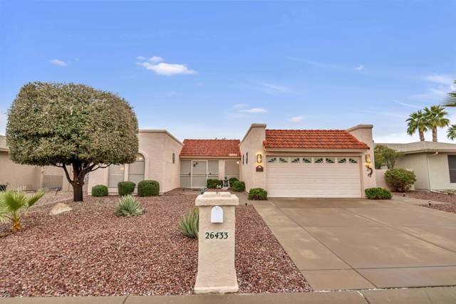 26433 S Brentwood Drive, Sun Lakes, AZ 85248 (MLS #6028610) :: Openshaw Real Estate Group in partnership with The Jesse Herfel Real Estate Group