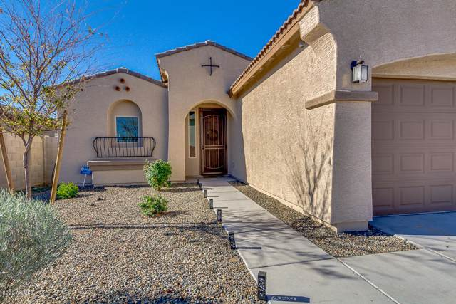 26126 N 166TH Avenue, Surprise, AZ 85387 (MLS #6028611) :: Brett Tanner Home Selling Team
