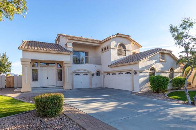 5365 S Monte Vista Street, Chandler, AZ 85249 (MLS #6028616) :: Keller Williams Realty Phoenix