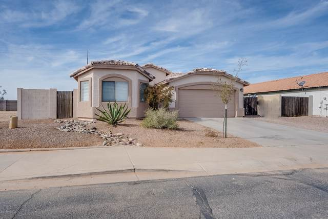 614 S 13TH Place, Coolidge, AZ 85128 (MLS #6028618) :: Kortright Group - West USA Realty
