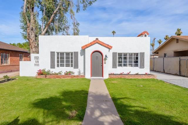 1510 W Willetta Street, Phoenix, AZ 85007 (MLS #6028620) :: Lux Home Group at  Keller Williams Realty Phoenix