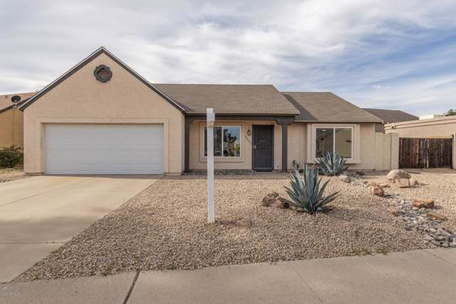 19660 N 9TH Street, Phoenix, AZ 85024 (MLS #6028623) :: Riddle Realty Group - Keller Williams Arizona Realty