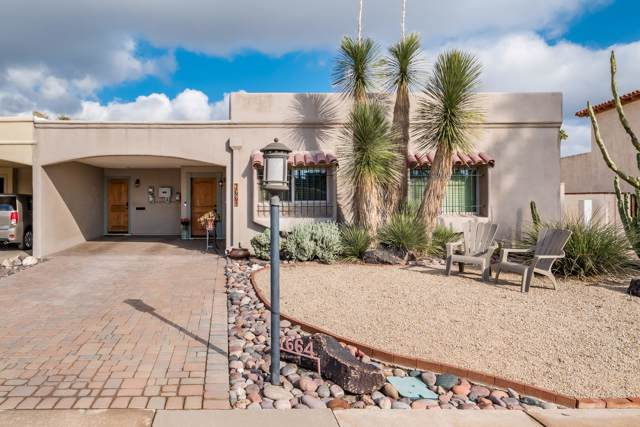 7664 E Thornwood Drive, Scottsdale, AZ 85251 (MLS #6028646) :: Riddle Realty Group - Keller Williams Arizona Realty