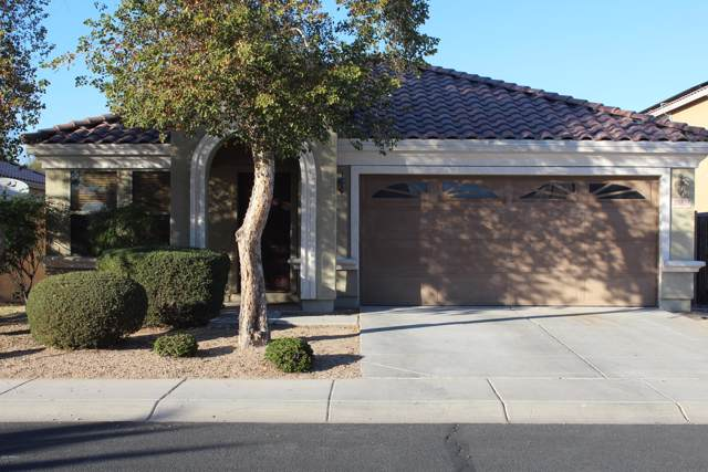 25526 W Burgess Lane, Buckeye, AZ 85326 (MLS #6028649) :: Devor Real Estate Associates